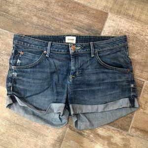 Hudson | Hampton cuffed shorts